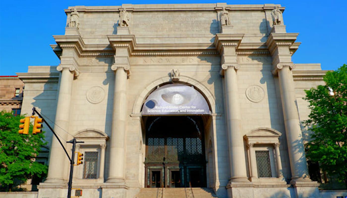 Top New York Museum - American Museum of Natural History