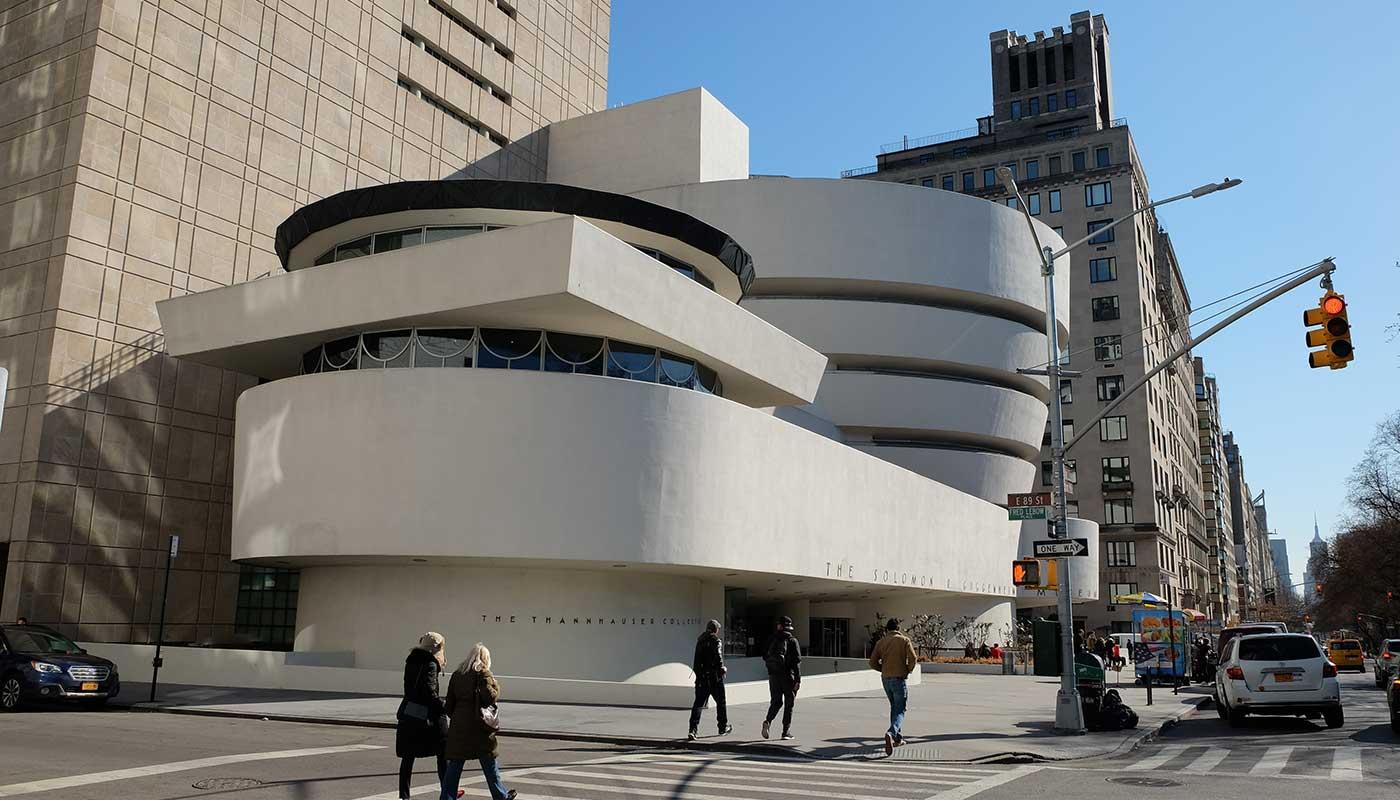 Top New York Museum - Guggenheim