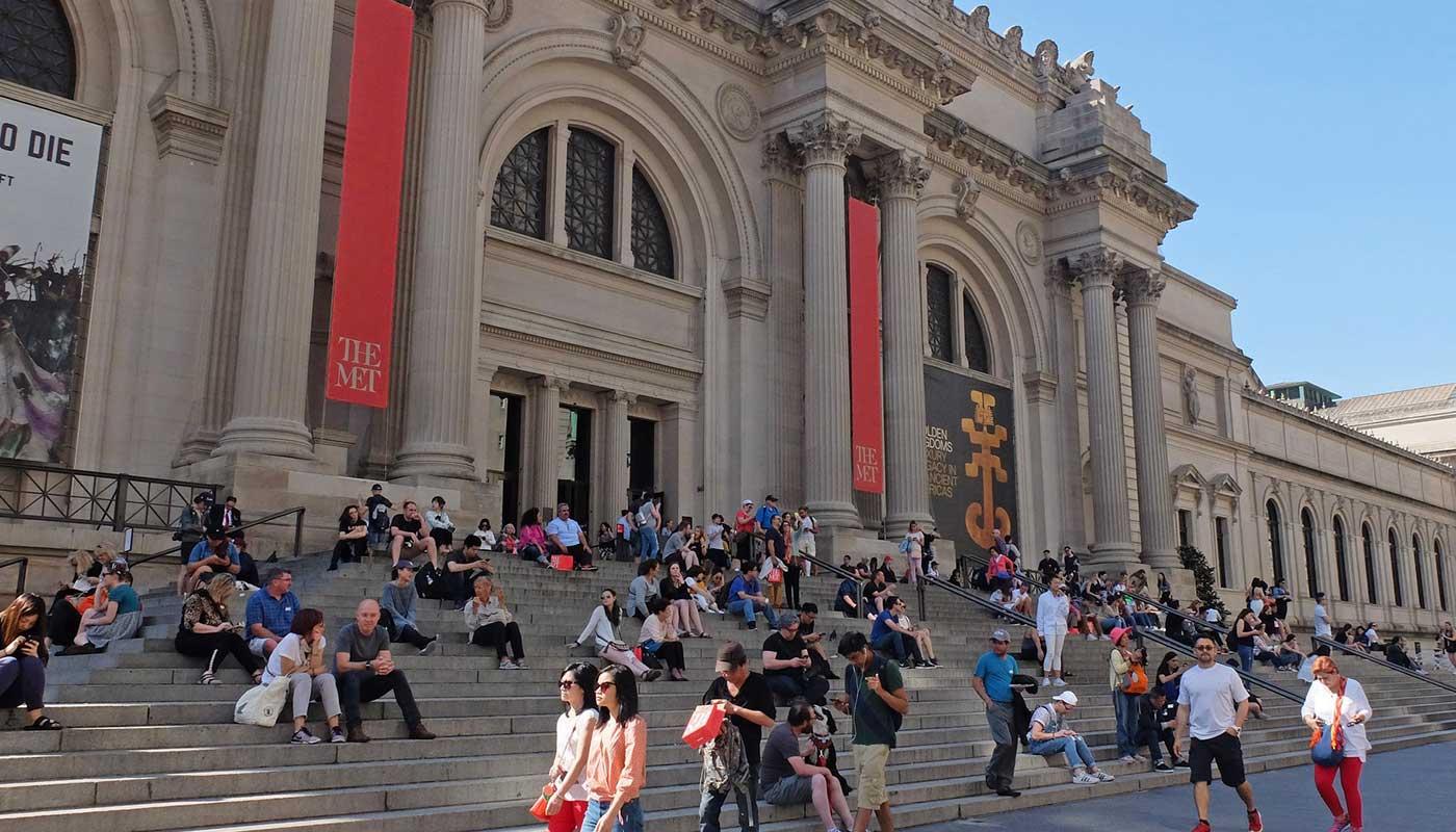 Top New York Museum - The MET - Metropolitan Museum