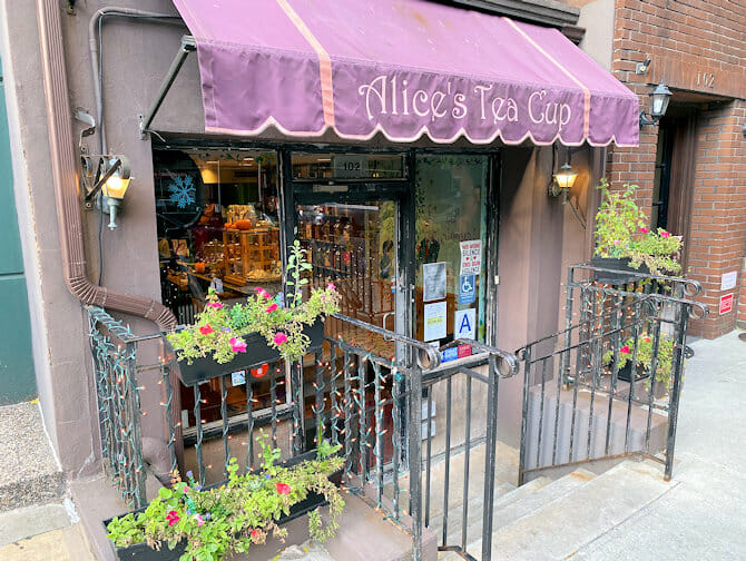 Morsdag i New York - Alices Tea Cup