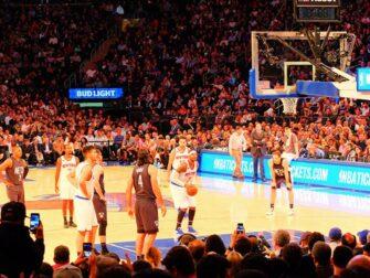 New York Knicks - Basketballkamp