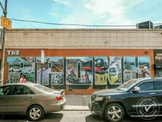 The Bronx Graffiti eric