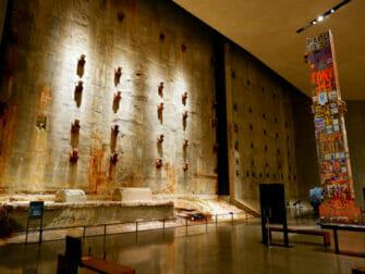 911 Museum in New York FDNY