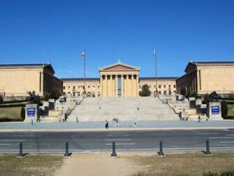Philadelphia Pass for attraksjoner - Rocky Steps