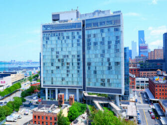 Meatpacking District New York Standard Hotel