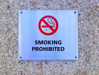 Røyking i New York