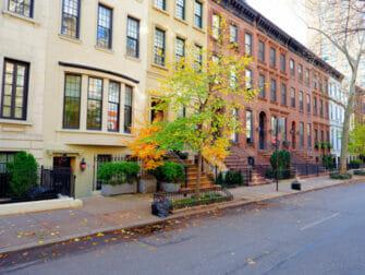 Upper East Side i New York - hus