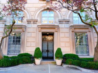 Upper East Side i New York - Herregård