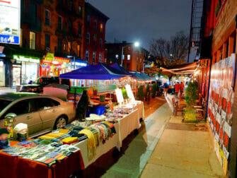 Williamsburg i Brooklyn Bedford Avenue