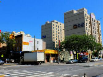 Long Island City in New York Buildings