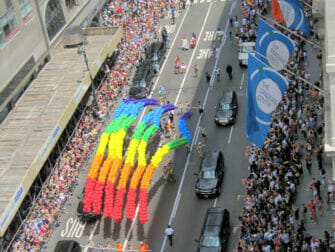 New York Gay Pride - Regnbuer