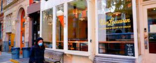Veganske restauranter i New York