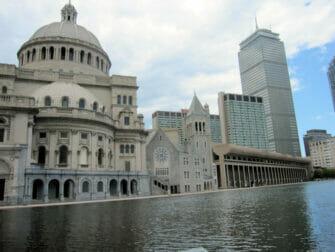 Boston Pass for Attraksjoner - bygninger