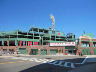 Boston Pass for Attraksjoner - Fenway Park
