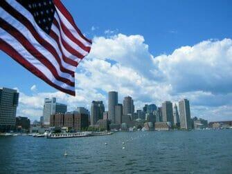 Boston Pass for Attraksjoner - på vannet
