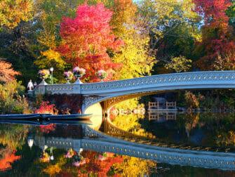 Steder for filminnspilling i New York - Central Park