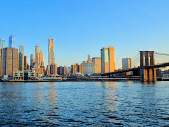 Steder for filminnspilling i New York - Sex and the City Brooklyn Bridge