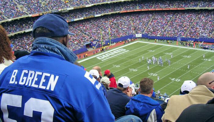 NFL American Football i New York