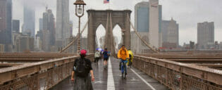 Regn i New York