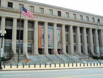 Washington D.C. pass for attraksjoner - bygninger