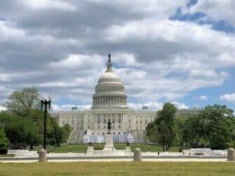 Washington D.C. pass for attraksjoner - Capitol