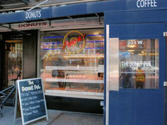 Beste donuts i New York - The Donut Pub 1