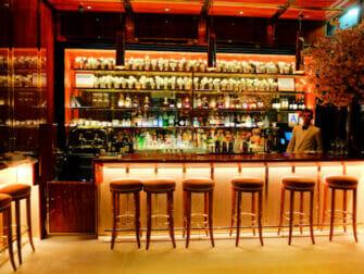 South Street Seaport i New York - Cocktail Bar