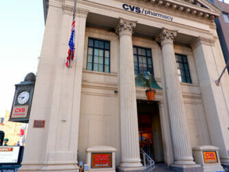 Matbutikker i New York - CVS Pharmacy