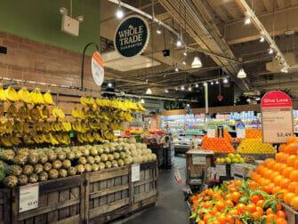 Matbutikker i New York - Whole Foods