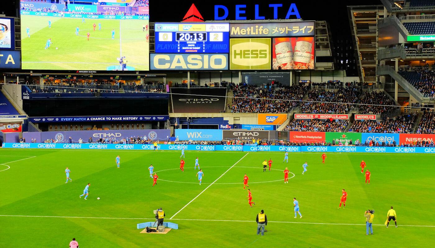 MLS fotball i New York