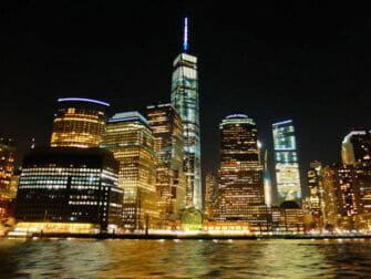 Restauranter i New York - Cruise med middag
