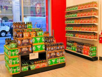 Matbutikker i New York - Target New York