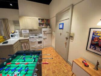 FRIENDS Experience i New York - Chandler og Joeys leilighet
