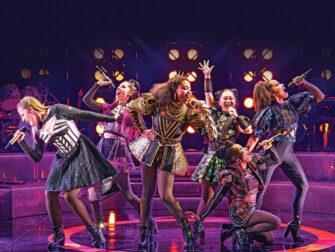 SIX Broadway Tickets - Rollebesetningen