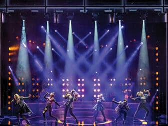 SIX Broadway Tickets - Scenen