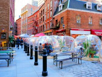 Stone Street i New York