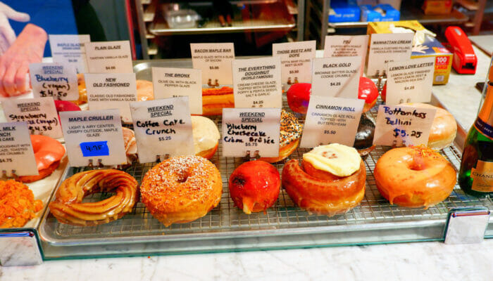 Beste Donuts i New York - The Doughnut Project