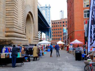 Dumbo Flea Market Brooklyn