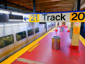 Long Island Rail Road i New York - spor