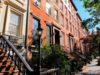 Chelsea i New York - bygninger