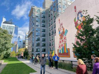 Chelsea i New - York High Line