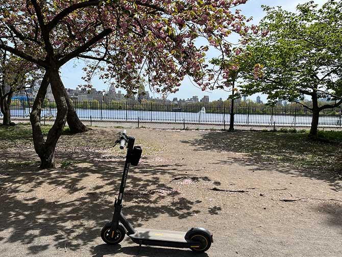 Leie av elektrisk sparkesykkel i New York - elsparkesykkel