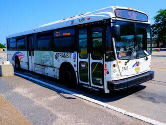 New Jersey Transit i New York NJ Transit - Lokalbuss