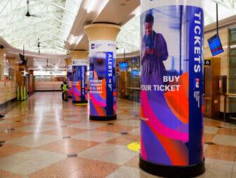 New Jersey Transit i New York - Stasjonen