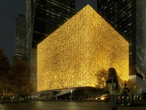 Performing Arts Center i New York