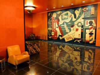 Radio City Music Hall i New York - Art Deco
