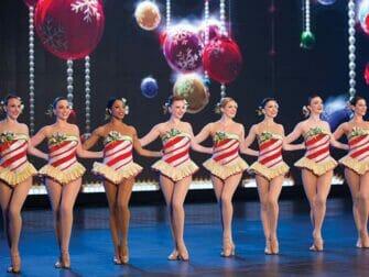 Radio City Music Hall i New York - Radio City Christmas Spectacular