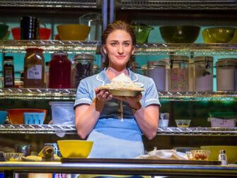 Sara Bareilles Waitress på Broadway Tickets - Sara Bareilles