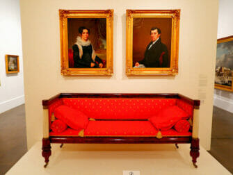 Brooklyn Museum i New York - Amerikansk kunst