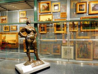 Brooklyn Museum i New York - The Storage
